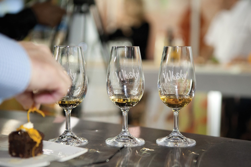 Whisky Live Showrooms