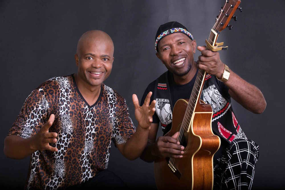 The smooth sounds of Shabalala Rhythm will entertain the crowds at Rainbow Rhythm Sunday at Splashy Fen - The Revival in Underberg from 24-27 March.