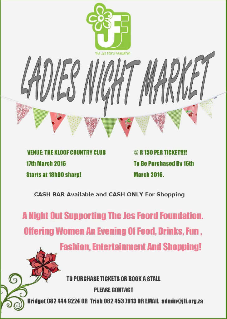 JFF Ladies Night