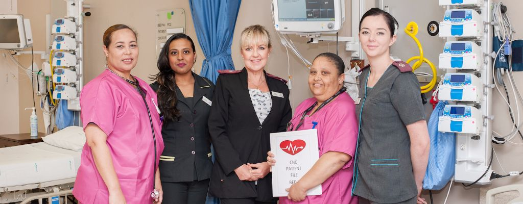 RHillcrest Private Hospital – new cath lab