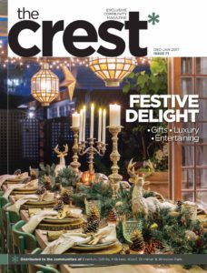 Crest 71 cover