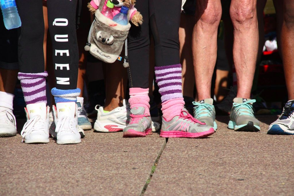 Durbanites can put their best foot forward for charity by donning their favourite pair of sneakers in support of the Association for the Aged's (Tafta) annual family fun walk.