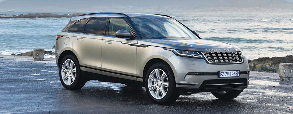 Range Rover Velar – Looking good