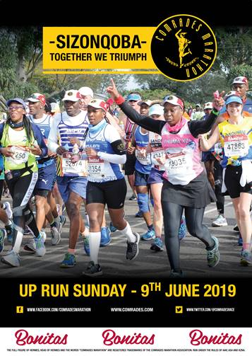Comrades Entries are open for 2019