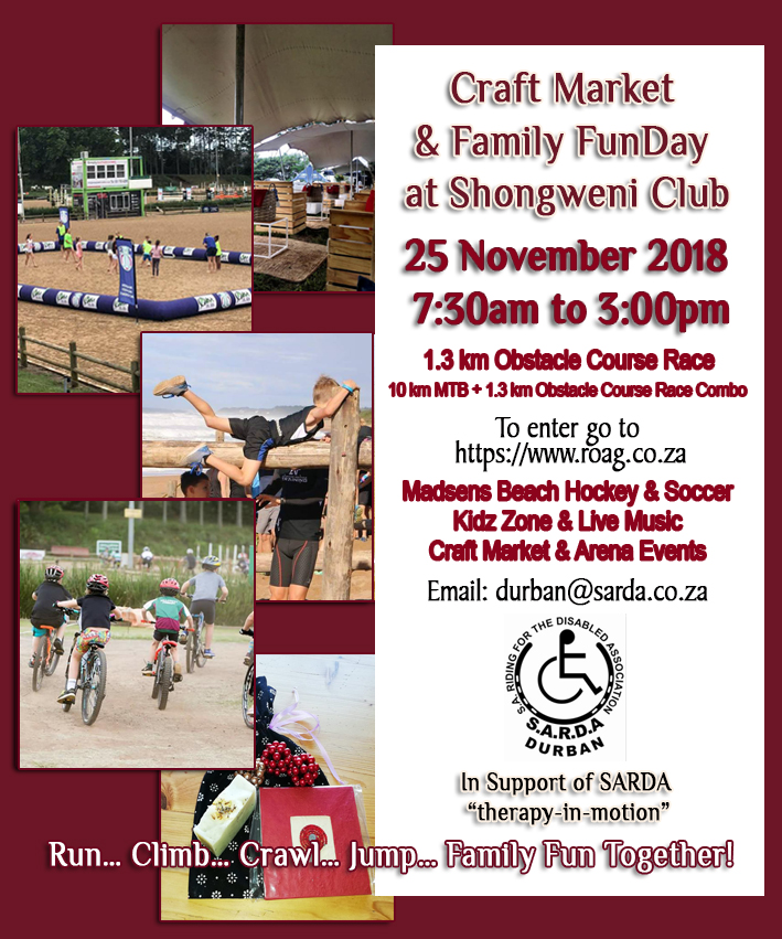 SADRA Durban is hosting a fundraising event to feed and care for the ponies.