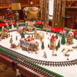 Jeanne Clark's Christmas decorations are the talk of the town
