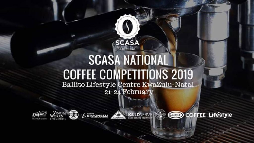 SCASA Coffee Competition