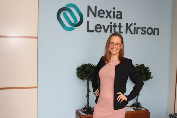Lindy Feingold-Bester has been promoted to Senior Audit Manager at Nexia Levitt Kirson