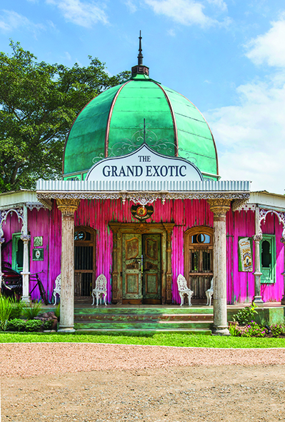 The Grand Exotic