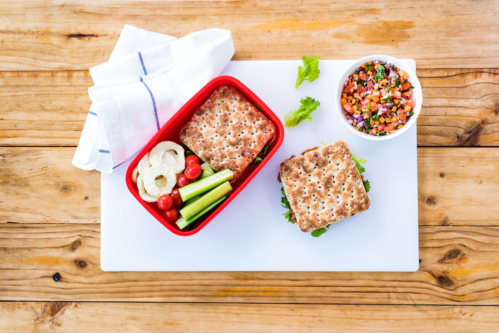 BB Squares are the quick and easy answer to doing lunch differently