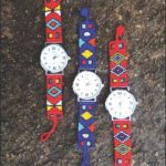 Busani's colourful watches